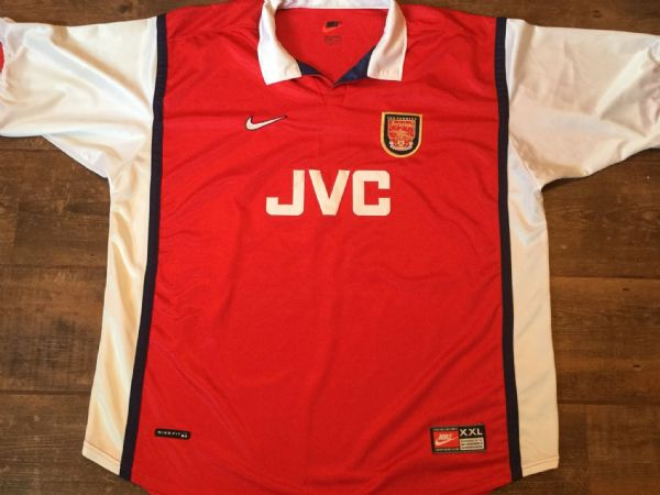 huge selection of c0387 88ab7 Dennis Bergkamp Classic Football Shirts Vintage Retro Old ...